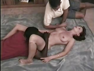 hawt wife sucks dark ally during the time that