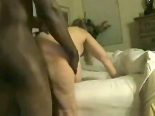 large arse titty white floozy getting screwed hard