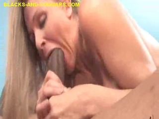d like to fuck blonde suck and fuck dark