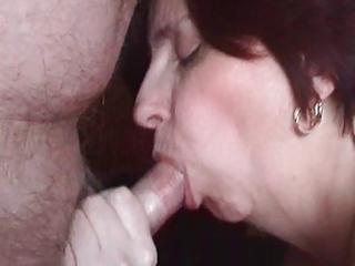 gobfull of cum in mother i