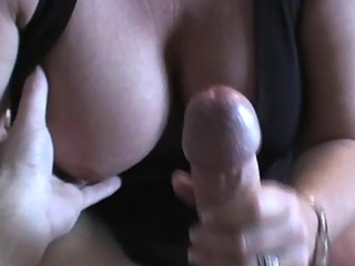 breasty golden-haired milf is a penis hungry whore