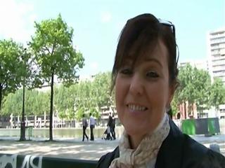 Joyce French Great anal cougar - Brigitte Jocelyne