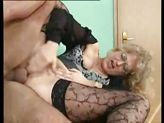 hot german mother i acquires anally screwed