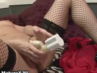 horny aged lady with sexy part6