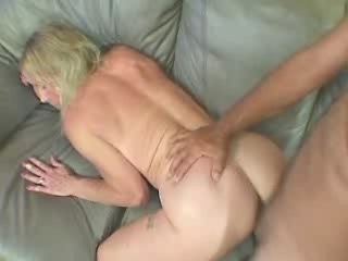 mature blonde acquires a bit of anything