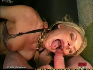 d like to fuck gina receives drilled and swallows