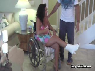 margo sullivan - mama breaks her foot