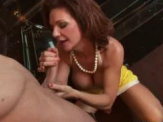big titted mommy punishes her wicked daughter and