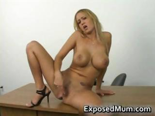 hooters gripping mother with mind blowing part7