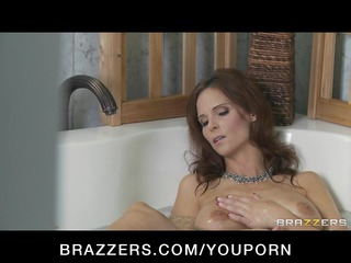 lewd large tit milf mom is longing her sons ally