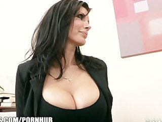 sexually excited dark brown mother i shay sights