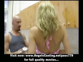 dilettante pleasant blond bride ravishing talking