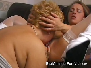 older chubby housewives toy and assplay
