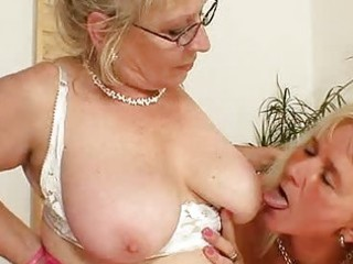 wellendowed grandma permeates a mother i