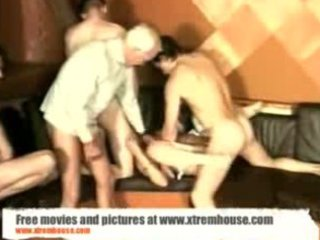 granny takes four guys and acquire fisted. is it