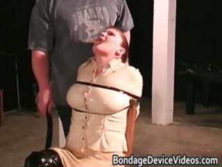 perverted mother i acquires bound and cum-hole