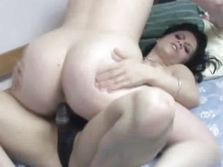 golden-haired veronica fucking a milf with her