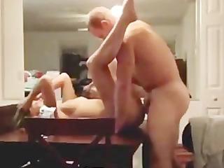 student fucks hawt blond waitress