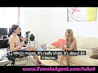 femaleagent. labia paramour