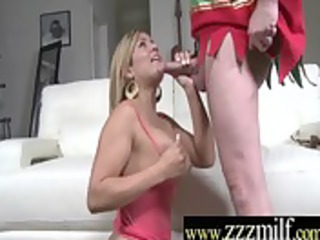 sexy busty aged woman love to ride hard pounder