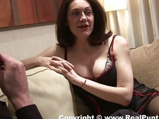 hungry mama desires some cock
