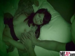 slutty hawt japanese milf love a hard group sex